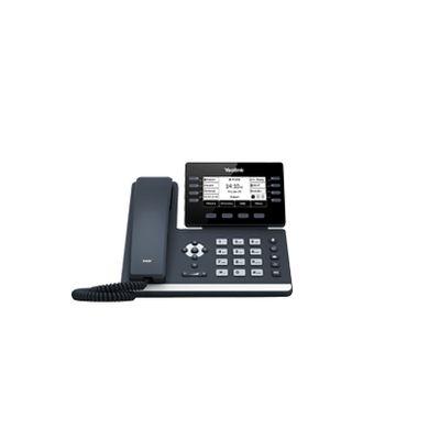 Yealink SIP-T53W IP telefoon Zwart 8 regels LCD Wifi