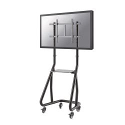 NewStar Mobile Flat Screen Floor Stand (stand+trolley) (height: 152-169 cm)