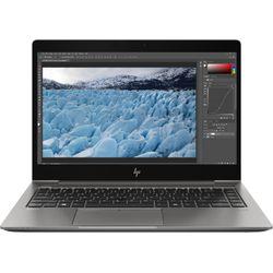 HP ZBook 14u G6 Mobiel werkstation Zilver 35,6 cm (14
