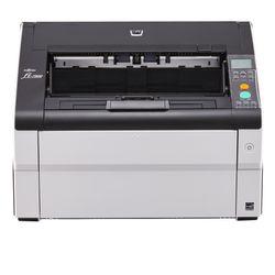 Fujitsu fi-7800 ADF-/handmatige invoer scanner 600 x 600 DPI A3 Zwart, Grijs