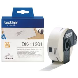 Brother Standaard adreslabels papier 29 x 90 mm-DK11201