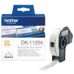 Brother Multifunctionele labels papier 17 x 54 mm