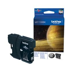 Brother LC-1100BK Black Ink Cartridge Zwart 450pagina's