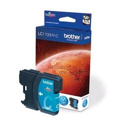 Brother LC-1100HYC Cyaan inktcartridge