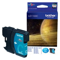 Brother LC-1100C Cyaan inktcartridge
