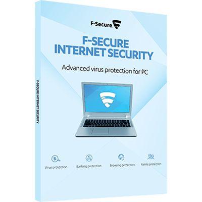 F-SECURE Internet Security Volledige licentie 1 jaar