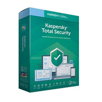Kaspersky Lab Total Security Basislicentie 3 licentie(s) 1