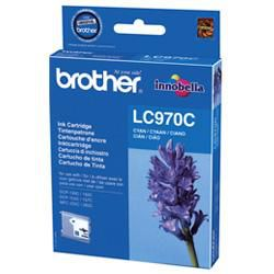 Brother LC-970CBP Cyaan inktcartridge