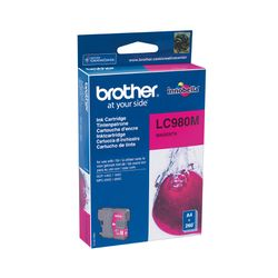 Brother LC980M BROTHER DCP145C TINTE MAGENTA-LC980M