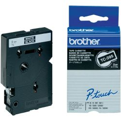 Brother Labeltape 9mm labelprinter-tape