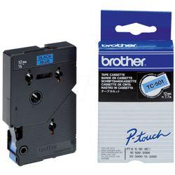 Brother Labeltape 12mm labelprinter-tape