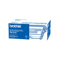 Brother TN-2110 Lasertoner 1500pagina's Zwart toners &