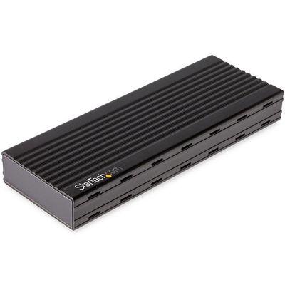StarTech.com M.2 NVMe SSD behuizing voor PCIe SSDs USB 3.1 Gen 2 Type-C