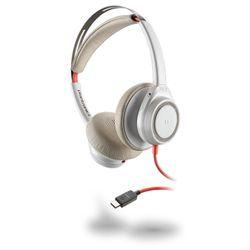 Plantronics Blackwire 7225 Headset Hoofdband Wit
