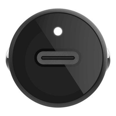Belkin F7U099BTBLK oplader voor mobiele apparatuur Auto Zwart