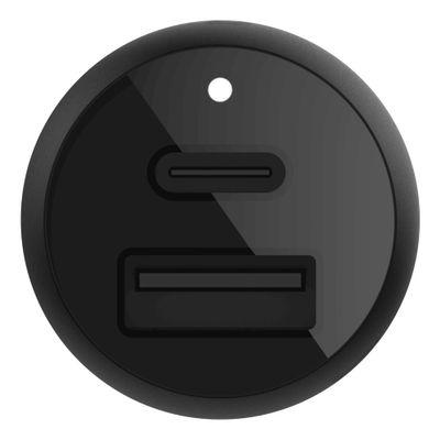 Belkin F7U100BTBLK oplader voor mobiele apparatuur Auto Zwart