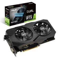 ASUS Dual -RTX2060-A6G-EVO GeForce RTX 2060 6 GB GDDR6