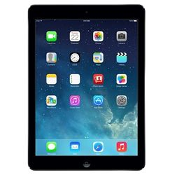 Apple iPad Air Zwart 32GB wireless only (Als nieuw)
