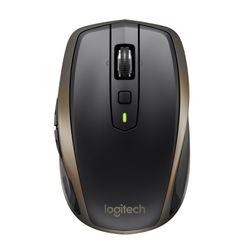 Logitech MX Anywhere 2 muis RF draadloos + Bluetooth Laser 1000 DPI Rechtshandig
