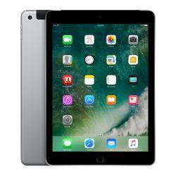 Apple iPad 2017 128GB Space Gray wireless + 4G (Als nieuw)