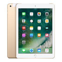 Apple iPad 2017 128GB Gold wireless + 4G (Als nieuw)
