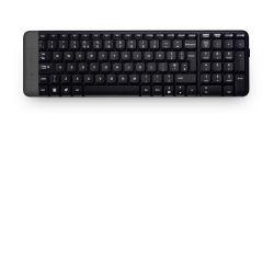 Logitech K230 toetsenbord RF Draadloos QWERTY Internationaal EER Zwart