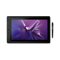 Wacom MobileStudio Pro DTHW1621HK0B grafische tablet 5080 lpi 346 x 194 mm USB/Bluetooth Zwart