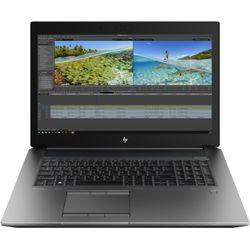HP ZBook 17 G6 Mobiel werkstation Zilver 43,9 cm (17.3