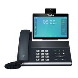 Yealink SIP-VP59 IP telefoon Grijs Handset met snoer IPS Wi-Fi