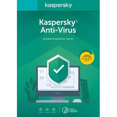 Kaspersky Lab Anti-Virus 2020 1 licentie(s) 1 jaar