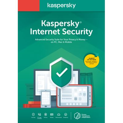 Kaspersky Lab Internet Security 2020 1 licentie(s) 1 jaar