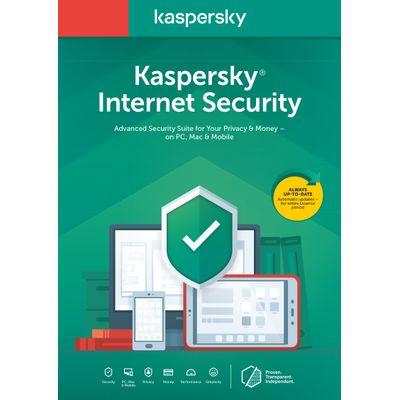 Kaspersky Lab KIS 2020 3dev 1y slim sierra bs noCD BE 1