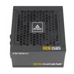 Antec HCG650 Gold power supply unit 650 W ATX Zwart