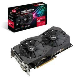 ASUS ROG 90YV0AJ8-M0NA00 videokaart AMD Radeon RX 570 8 GB GDDR5