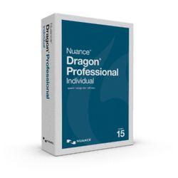 Nuance ESD / serieel Key, Dragon Professional Individual 15, DEU, Full, NON VAR