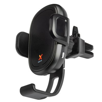 Xtorm Wireless Series - Wireless Car Charger - Zwart - Zwart