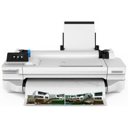 HP Designjet T125 grootformaat-printer 1200 x 1200 DPI Thermische inkjet Ethernet LAN Wi-Fi