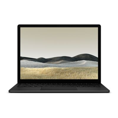 "Microsoft Surface Laptop 3 Notebook Zwart 34,3 cm (13.5"")"