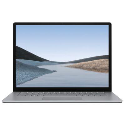 "Microsoft Surface Laptop 3 Platina Notebook 38,1 cm (15"")"
