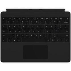 Microsoft Surface Pro X Keyboard toetsenbord voor mobiel apparaat AZERTY Belgisch Zwart