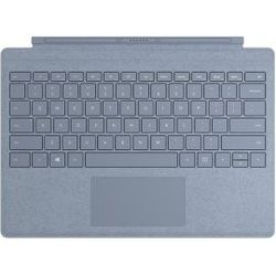 Microsoft Surface Pro Signature Type Cover toetsenbord voor mobiel apparaat QWERTY Engels Blauw