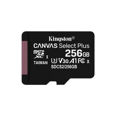 Kingston Technology Canvas Select Plus flashgeheugen 256 GB