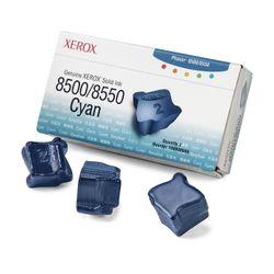 Xerox Originele Solid Ink 8500/8550 cyaan (3 blokjes)