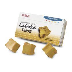 Xerox Originele Solid Ink 8500/8550 geel (3 blokjes)