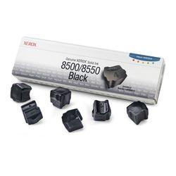 Xerox Originele Solid Ink 8500/8550 zwart (6 blokjes)