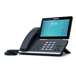 Yealink SIP-T58A IP telefoon Zwart Handset met snoer LCD