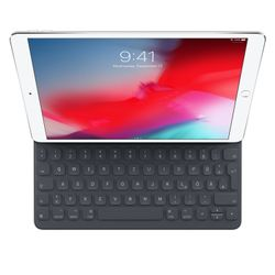Apple Smart toetsenbord voor mobiel apparaat Duits Zwart Smart Connector