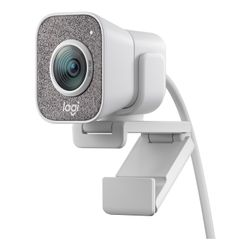 Logitech Stream Webcam Off White EMEA
