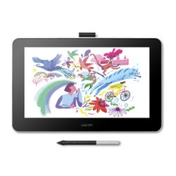 Wacom One 13 grafische tablet Wit 2540 lpi 294 x 166 mm USB