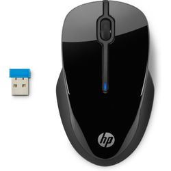 HP 250 muis RF Draadloos Blue LED 1600 DPI
